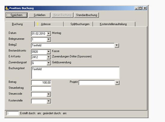 Gedicon GmbH - www.gedicon.de | GDKasse